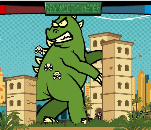 Dinosaur days of monsters Game