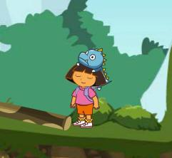 Dora Save Baby Dinosaur Game