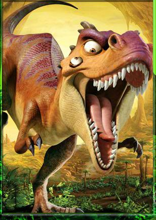 Ice Age Dawn Of the Dinosaur Spot The Difference Game