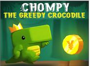 Chompy The Greedy Crocodile Game