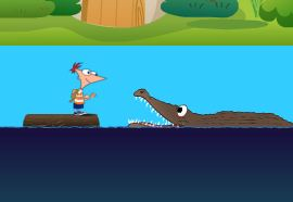 Phineas And Ferb Rainforest Game