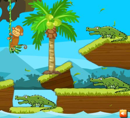 Lucas Vs Crocodile Game