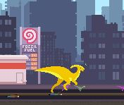 Dino Run Enter Planet D Game
