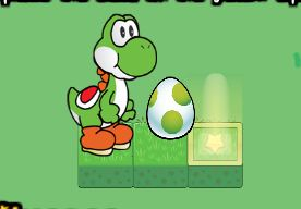 Yoshi In Magic Forest Game