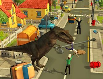Dinosaur Games 2015 Game