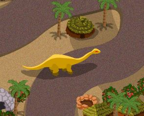 Parking Prehistory Game