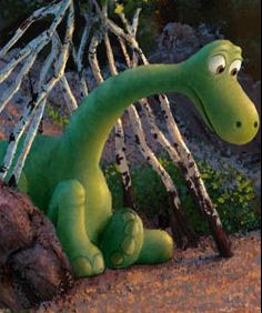 The Good Dinosaur Puzzle Game