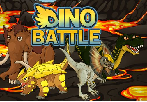 Dino Battle Game