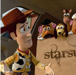Toy story mix up Game