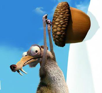 Ice Age the Meltdown Spot the Difference Game