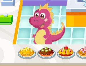 Dino Restaurant For Girls Game