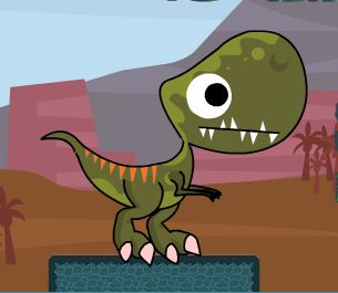 Save The Dino Game