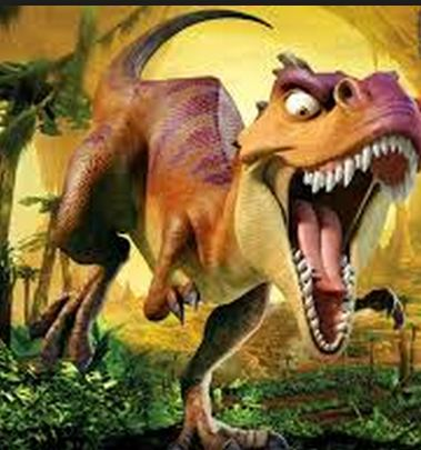 Dinosaur Ice Age Hidden Objects  Game