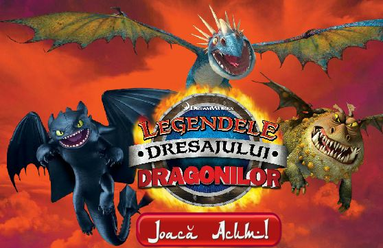 The Legend of Training Dragons Game