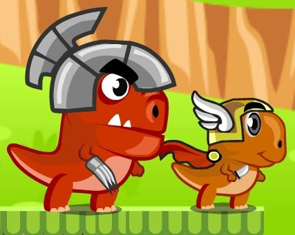 Dino Meat Hunt 2 Game