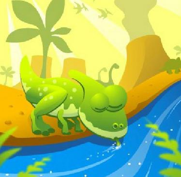 Dino Run For Love Game