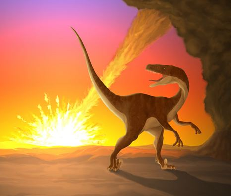 Dinosaurs and Meteors Game