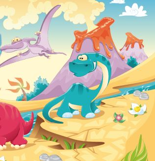 Tower Defense With Dinosaurs Game
