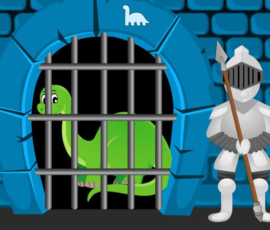 Dino Castle Escape Game