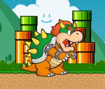 Bowser World Destroyer Game