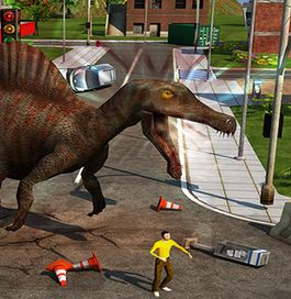 Life Of Dino 2015 Game