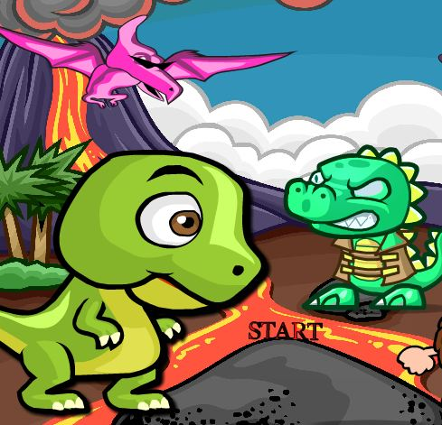 Dino New Adventure 2 Game