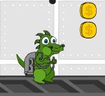 Dino Jeff Jet Pack Adventure 2 Game