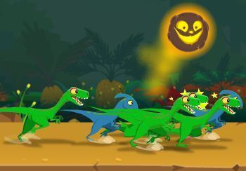 Dino Destroyer Game