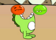 Dinosaur Bubblegum Eater Game