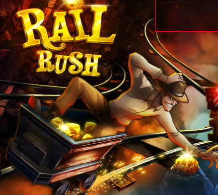 Rail Rush Game