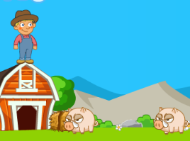 Little Farm Protect Game