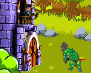 Castle Defender Game