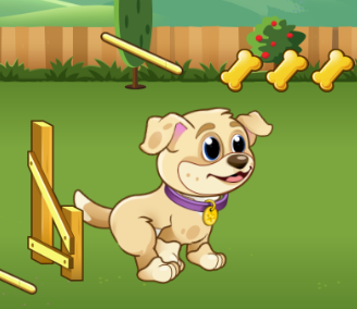 My Puppy Play Day Game