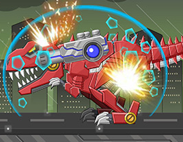Toy War Robot Mexico Rex Game