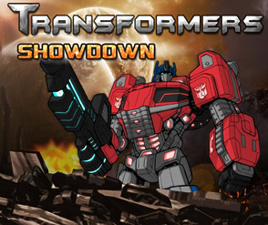 Transformers Showdown Game