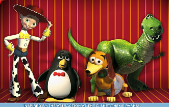 Toy Story Games Gallery Game