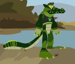 Wild Kratts Croc Hatch Game