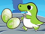Dinosaur Mom Find Dinosaur Egg Game