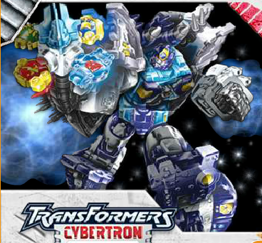 Robot Transformers Cybertron Game
