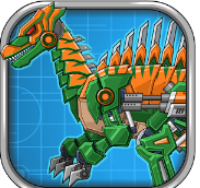 Toy War Robot Tanystropheus Game