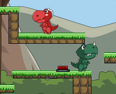Little Dinosaur World Game