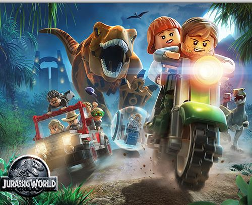 Lego Jurassic World Games Game