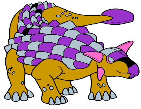 Wild Dinosaur Coloring Game