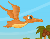 Flying Dinosaurs Game