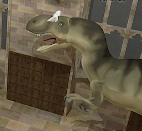 Dinosaurs Mystery Game