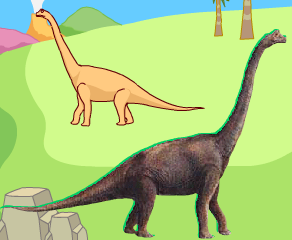 Jigsaw Dino Game