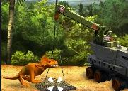 Mega Rig Dinosaur Rescue Game