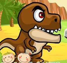Dino Meat Adventure Game