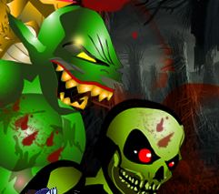 Monster Fight Game