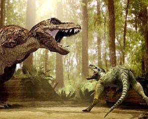 Dinosaur Fighting Games Game